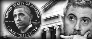 ObamaCoinKrugman