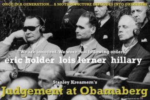 Judgement at Obamaberg