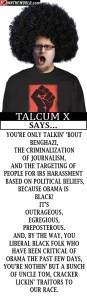 TALCUMX
