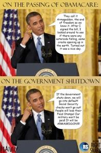 Armageddon-Obama