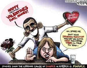 Cartoon - Belated Valentines - ALG (600)