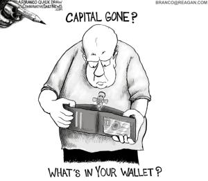Capital-Gone